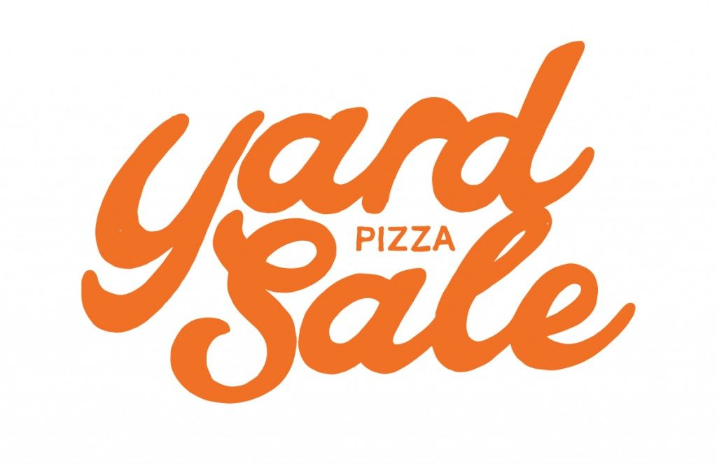 Yard Sale Pizza Logo