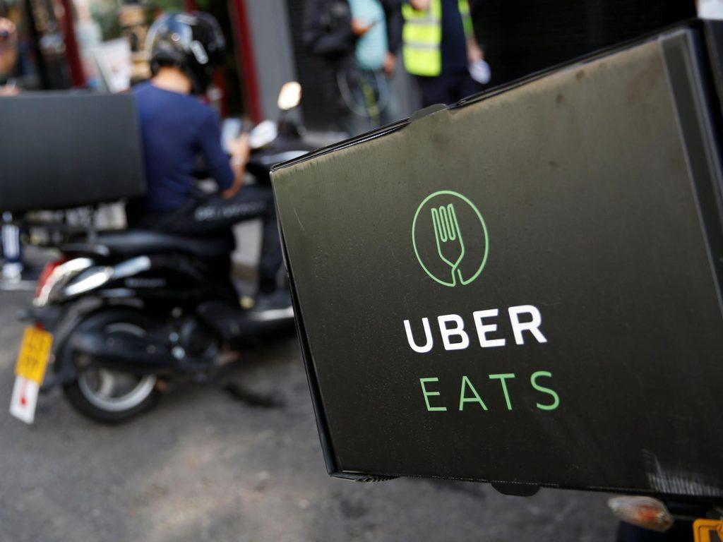 Uber Eats Integration