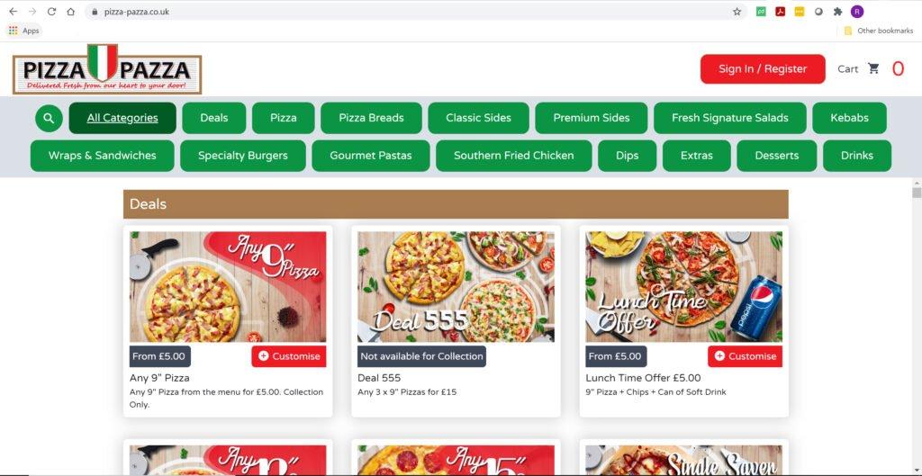 pizza-pazza.co.uk