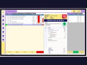 Takeaway POS - HD Dispatcher