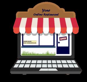 Andromeda Online Ordering Website