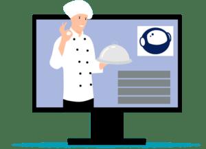 Online Ordering website - Andromeda