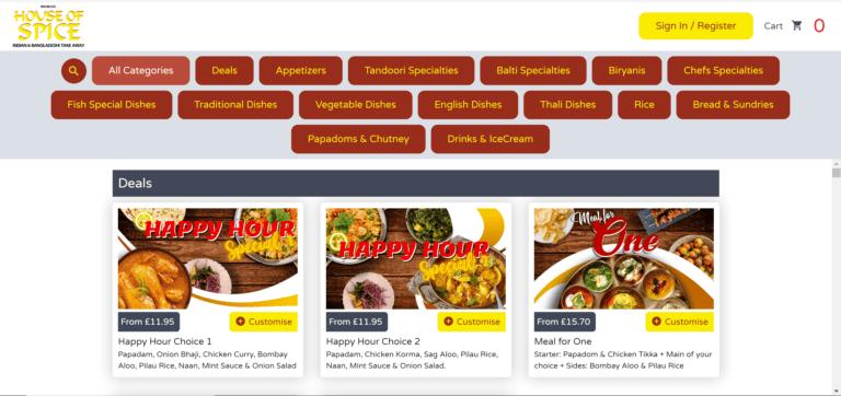 Online ordering platform8