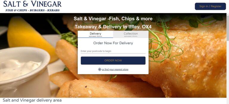 Online ordering platform2