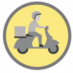 Food Ordering Website - Delivery Areas